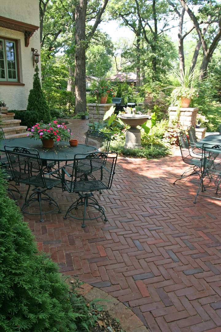 Audrie Seeley Landscaping And Garden Center : Landscape contractor in palos hills cotswold gardens ltd patio